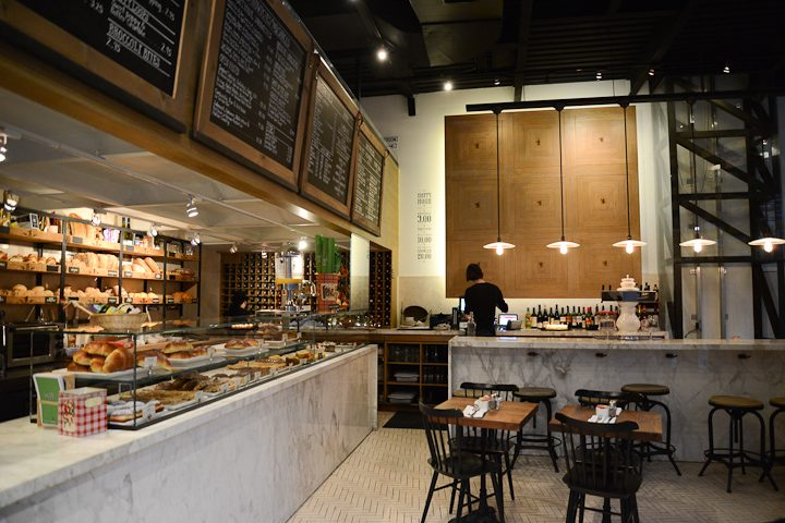 Landbrot Bakery & Bar