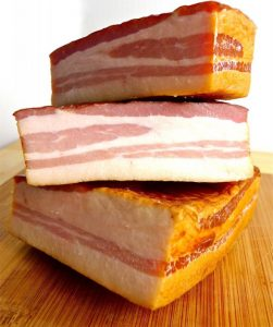 Double Smoked Bacon stack