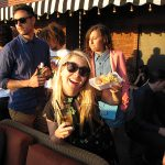 Rooftop Happy Hour @ The Jane Hotel - the crew