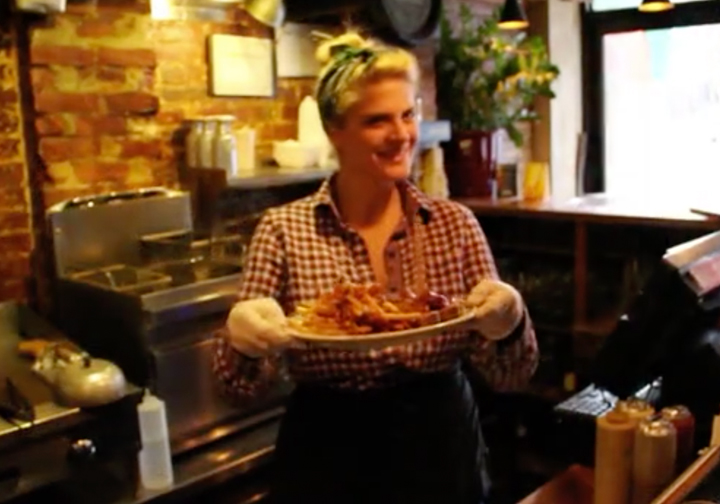 Schaller & Weber Test Kitchen – Wechsler's Currywurst