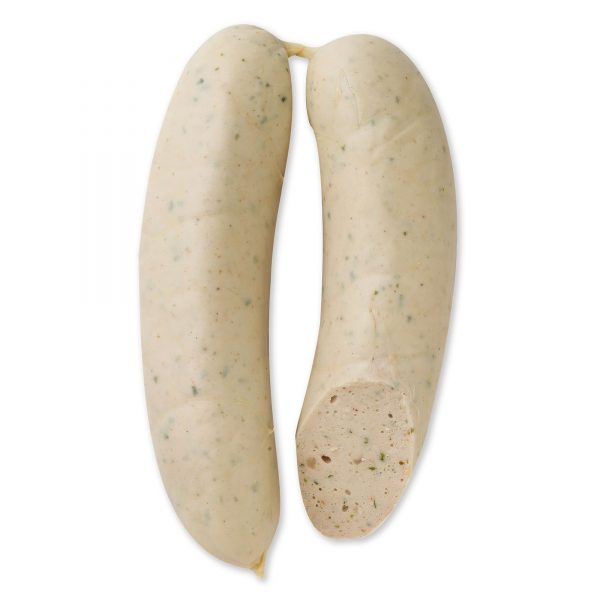 Weisswurst (Bockwurst) - Out of Package