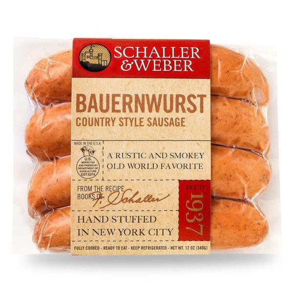 Bauernwurst - Retail Pack