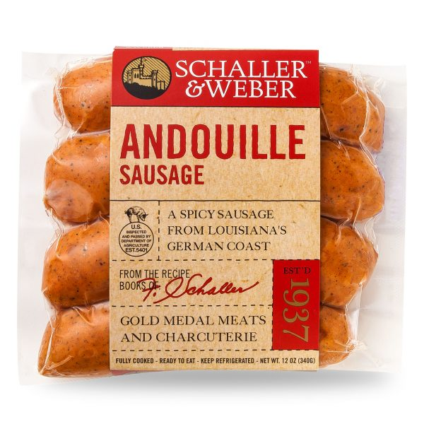 Andouille Sausage - Retail Pack