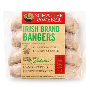 Irish Brand Bangers - Retail Pack