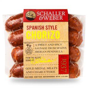 Spanish Style Chorizo - Retail Pack