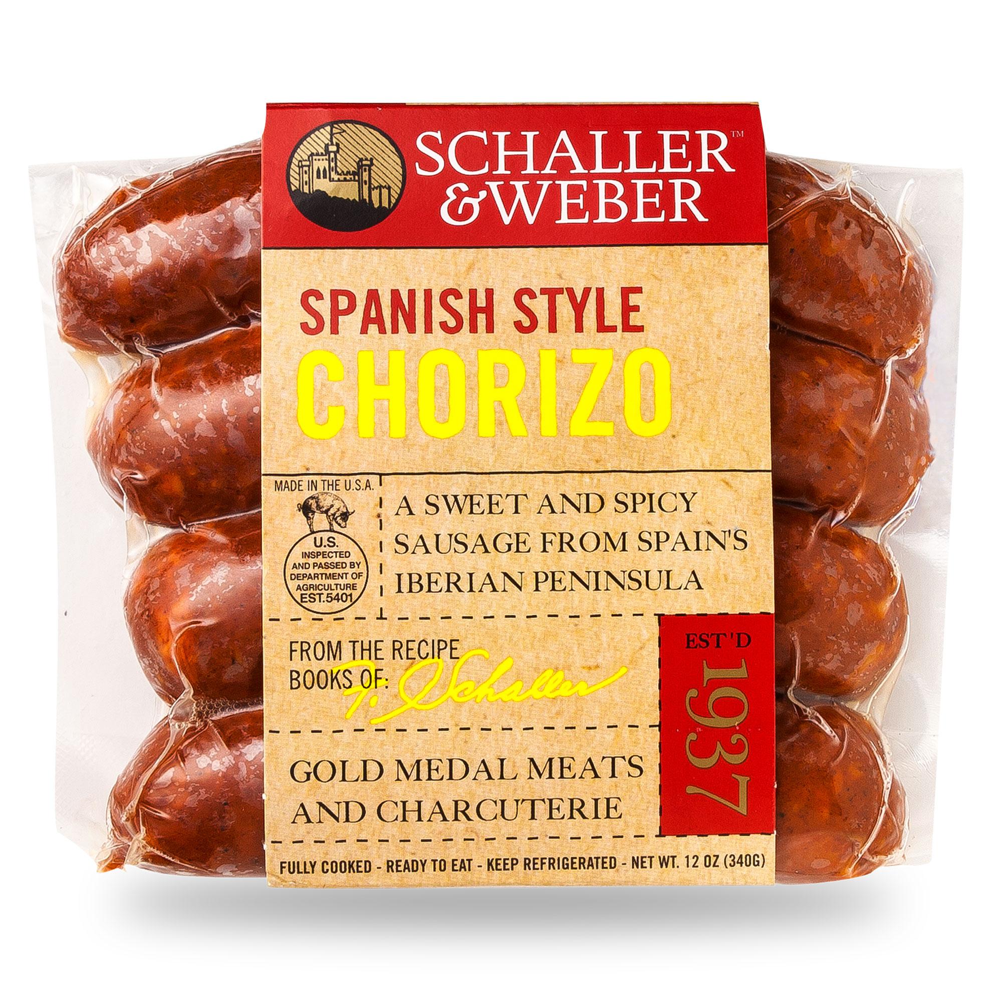 Chorizo Sausage Hot Dog