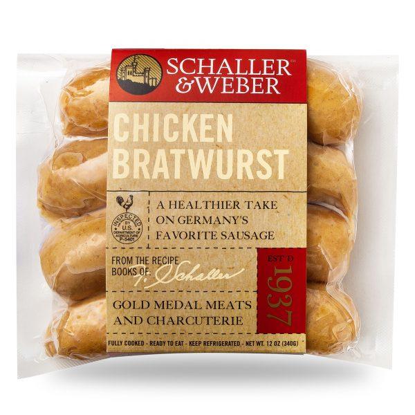 Chicken Bratwurst - Retail Pack