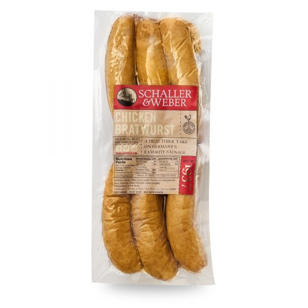 Chicken Bratwurst - Bulk Pack