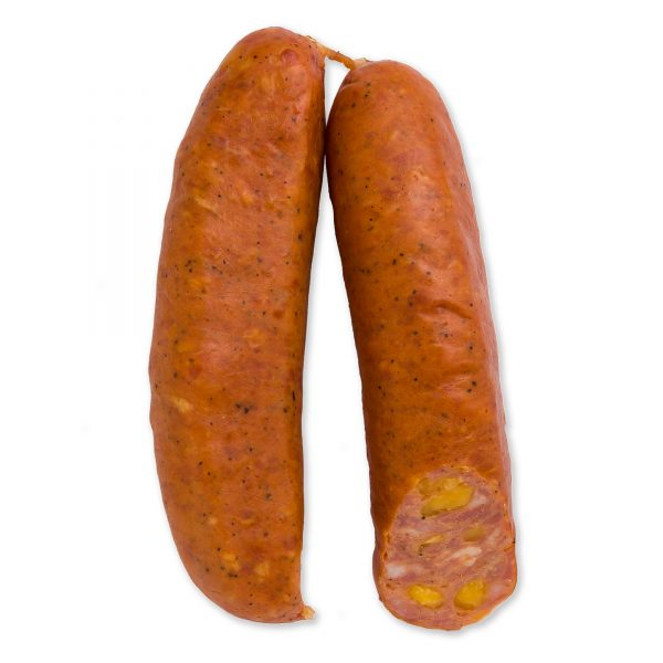 Cheddar Brats, Out of Package