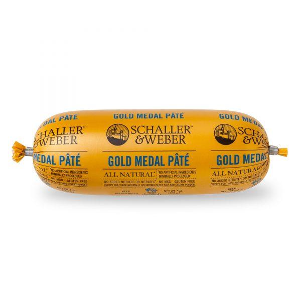 Gold Metal Pâté - Package