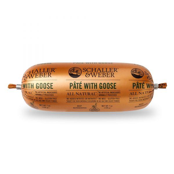 Pâté with Goose - Package