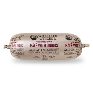 Pâté with Onions - Package