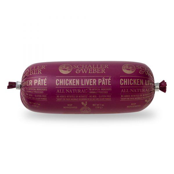 Chicken Liver Pâté - Package