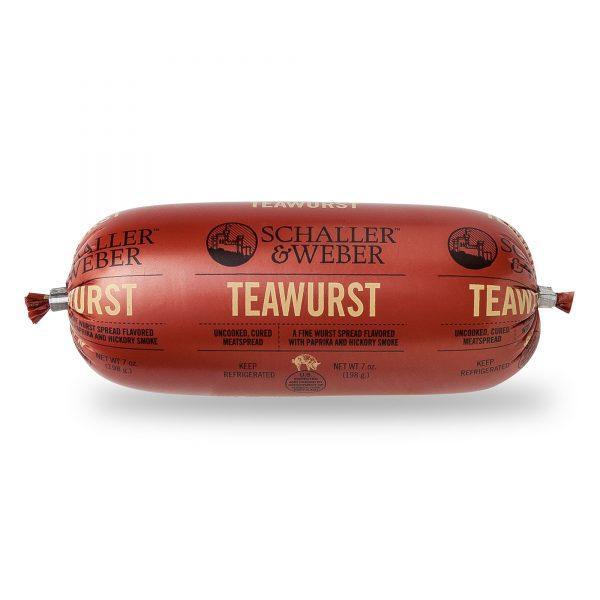 Teawurst - Package