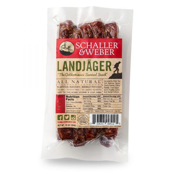 Landjäger - Package - 5 Pair