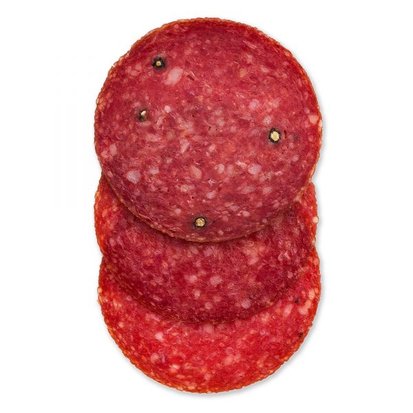 Uncured Beef Salami - Out of Package - Bulk