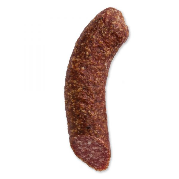 Uncured Salami with Garlic and Pepper - Out of Package