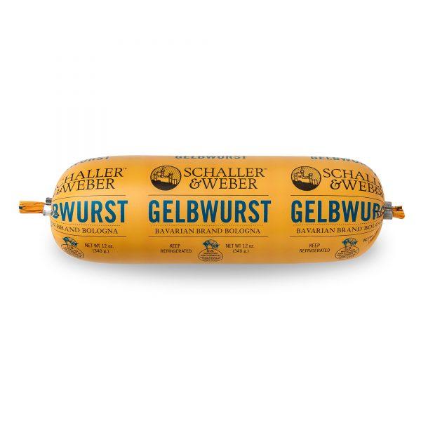 Gelbwurst - Package - Retail