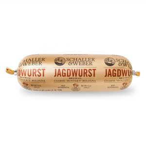 Jagdwurst - Package - Retail