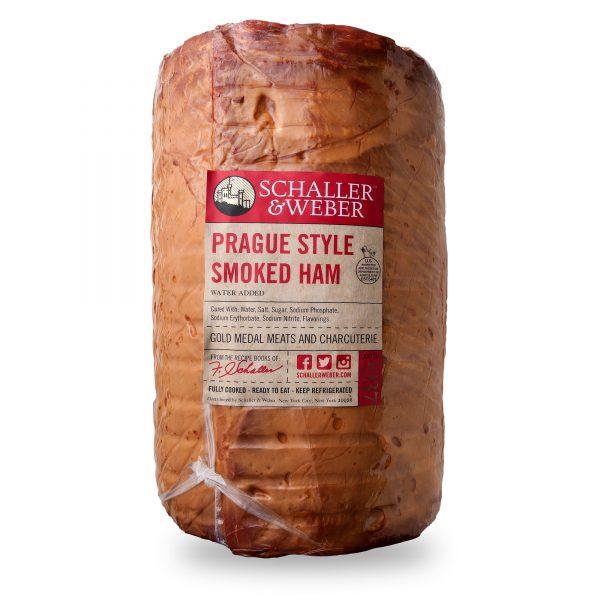 Prague Style Smoked Ham - Package