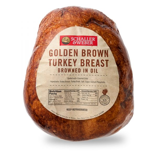 Golden Brown Turkey Breast - Package