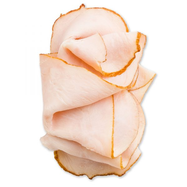 Golden Brown Turkey Breast - Out of Package