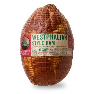 Westphalian Ham - Package - Whole
