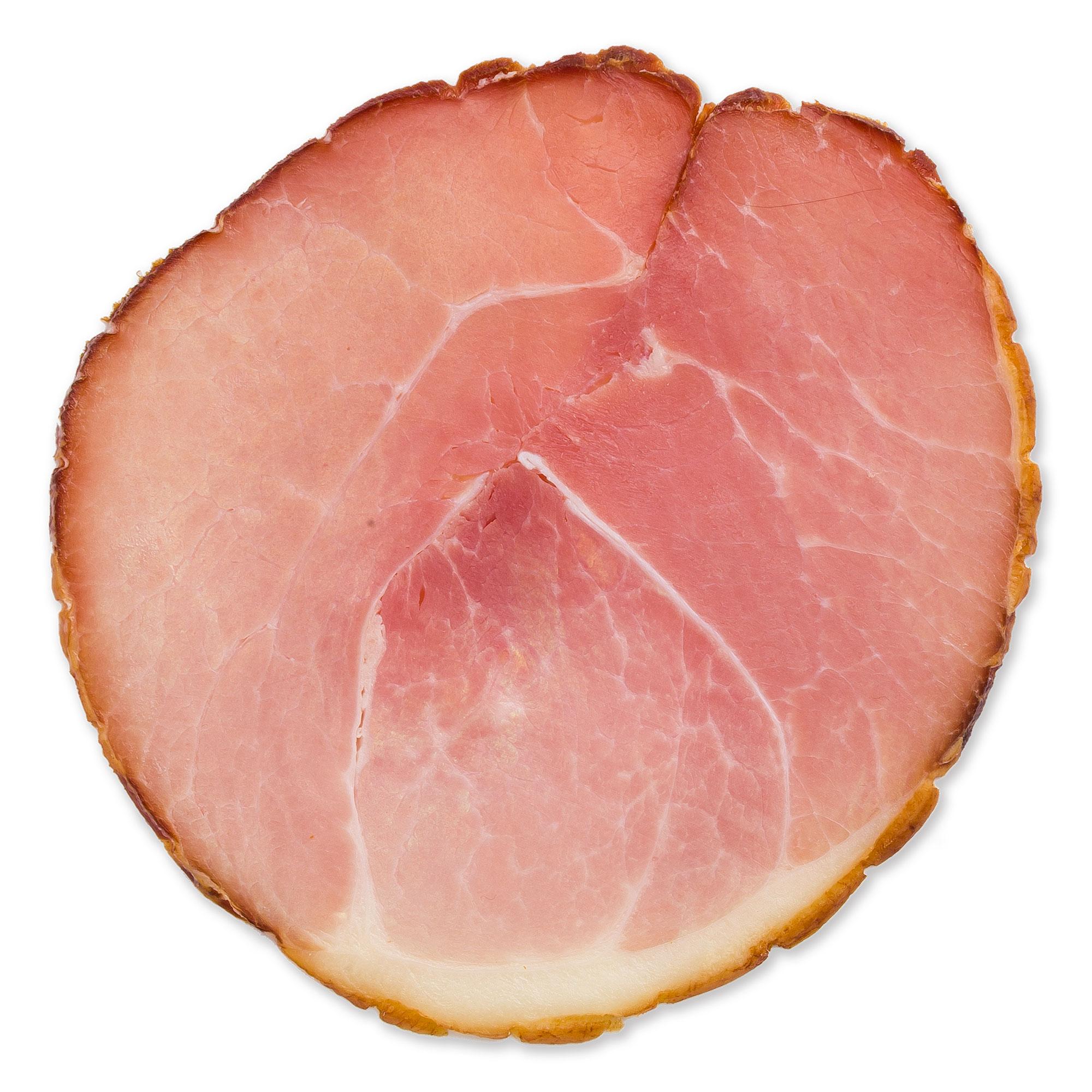 how to cook round ham