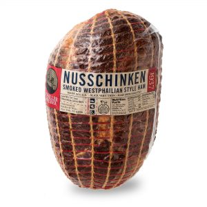 Nusschinken - Package - Whole