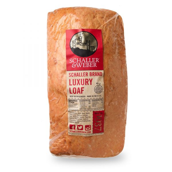 Leberkase Luxury Loaf - Package - Whole
