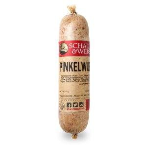 Pinkelwurst - Package