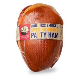 Smoked Swedish Ham - Package
