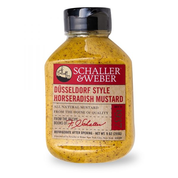 Düsseldorf Style Mustard - Package