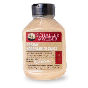 Creamy Horseradish Sauce - Package