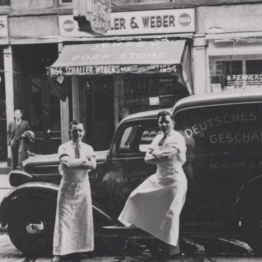 Schaller & Weber historical image