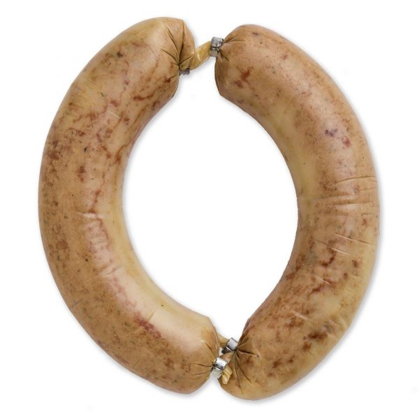Liverwurst Links - Out of Package