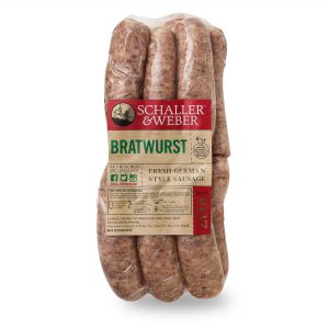 Fresh Bratwurst - Bulk Pack