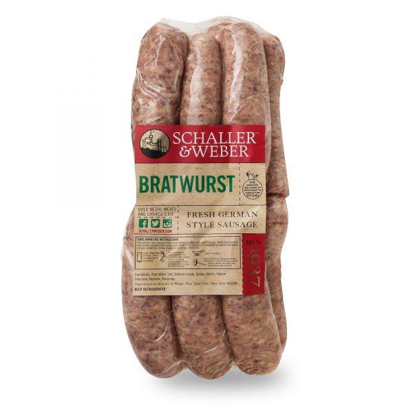 Fresh Bratwurst - Bulk Pack
