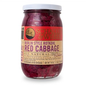 Rotkohl Red Cabbage - Package