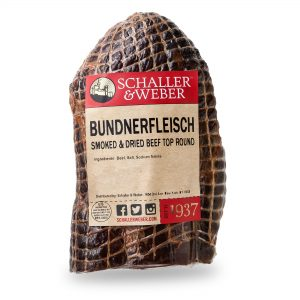 Bunderfleisch - Package