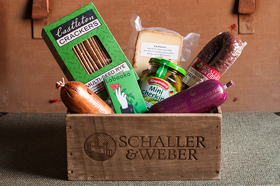 Late Summer Picnic Box