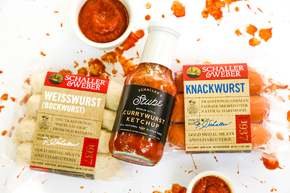 The Currywurst Combo Pack