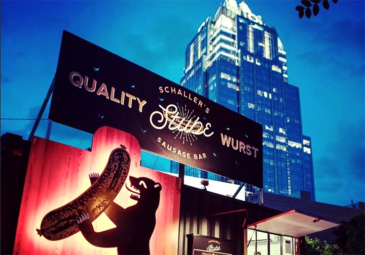 Schaller's Stube in Austin, Texas
