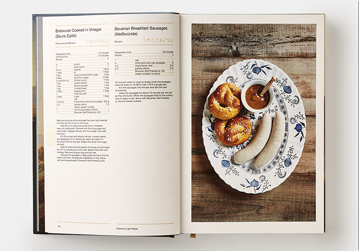 German Cookbook Gift Pack