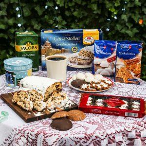 Schaller & Weber Kaffee and Kuchen Large Gift Pack